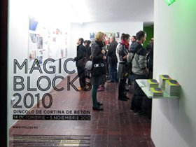 Exhibition / Magic Blocks in Bucharest