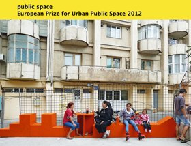 Finalist / European Prize for Urban Public Space